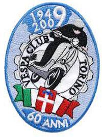 60 anni del Vespa Club Torino