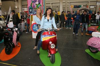 Automotoretrò 2014 - Vespa Club Torino