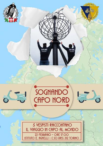 COnferenza Sognado Capo Nord