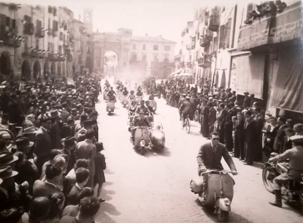 Raduno Chieri 1949